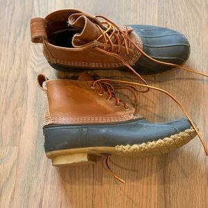 LL Bean - Bean Boots 6 - Duck Boots